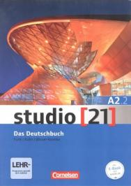 STUDIO 21 A2.2 KURS UND UBUNGSBUCH MIT DVD-ROM