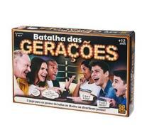 JOGO BATALHA DAS GERACOES - 3583