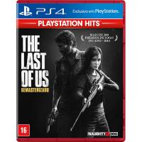 THE LAST OF US REMASTERIZADO HITS - PS4