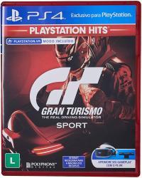 GT SPORT HITS - PS4