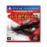 GOD OF WAR 3 REMASTERED HITS - PS4
