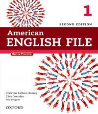 American English File 1 - Student Book - 02 Ed