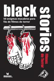BLACK STORIES FILMES DE TERROR - GALAPAGOS