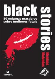 BLACK STORIES MENINAS MALVADAS - GALAPAGOS