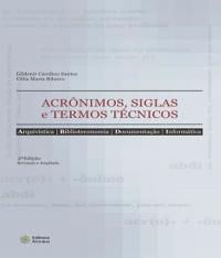 Acronimos, Siglas E Termos Tecnicos - 02 Ed