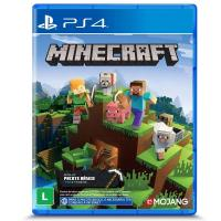 MINECRAFT STARTER COLECTION - PS4