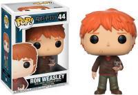 Pop Movies: Harry Potter - Ron Weasley W/ Scabbers - 44
