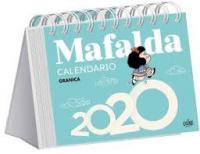 MAFALDA - CALENDARIO 2020 - AZUL
