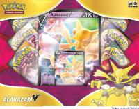 POKEMON BOX ALAKAZAM V