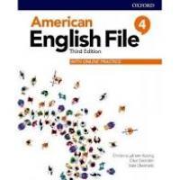 AM ENGLISH FILE 3ED (DIGITAL PK) 4 STUDENT BOOK
