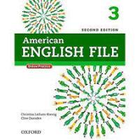 AM ENGLISH FILE 2ED (DIGITAL PK) 3 STUDENT BOOK