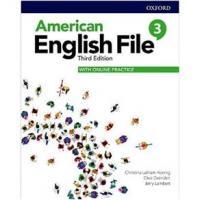 AM ENGLISH FILE 3ED (DIGITAL PK) 3 STUDENT BOOK