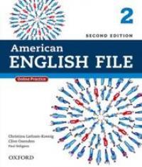 AM ENGLISH FILE 2ED (DIGITAL PK) 2 STUDENT BOOK
