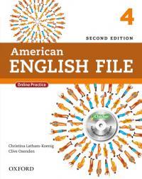 AM ENGLISH FILE 2ED (DIGITAL PK) 4 STUDENT BOOK
