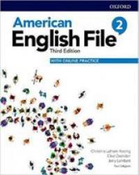 AM ENGLISH FILE 3ED (DIGITAL PK) 2 STUDENT BOOK