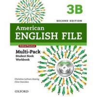 AM ENGLISH FILE 3ED (DIGITAL PK) 3 STUDENT BOOK/WORKBOOK