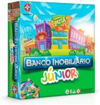 BANCO IMOBILIARIO JR - ESTRELA