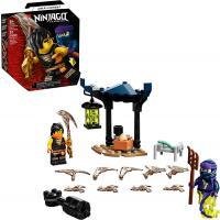 NINJAGO CONJUNTO DE COMBATE EPICO - COLE VS GUERREIRO FANTASMA - 71733 LEGO