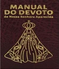 Manual Do Devoto De Nossa Senhora Aparecida - Capa Luxo Marrom