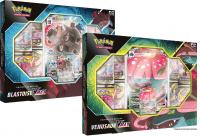 POKEMON BOX VMAX BLASTOISE / VENUSAUR - COPAG