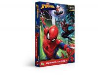 QUEBRA CABECA ENCAPADO SPIDER MAN 100 PECAS - TOYSTER
