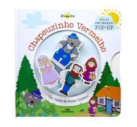CHAPEUZINHO VERMELHO (LIVRO + CENÁRIO POP-UP + 4 PERSONAGENS DE MADEIRA): UM CONTO DE FADAS CLÁSSICO