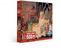 QUEBRA CABECA EGITO ANTIGO - 500 PECAS - TOYSTER
