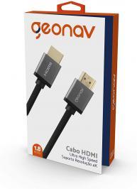 CABO HDMI ULTRA HIGH SPEED 1.8 METRO HDMI - GEONAV