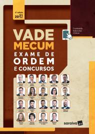 VADE MECUM EXAME DE ORDEM - 4ª EDIÇÃO 2021