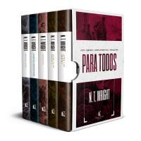 BOX ATOS, CARTAS GERAIS E APOCALIPSE PARA TODOS