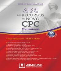 Abc Dos Recursos No Novo Cpc Comentado - 02 Ed