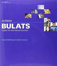 Achieve Bulats With Cd