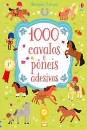 1000 CAVALOS E PÔNEIS ADESIVOS