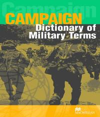 Campaign - Dictionary Of Military Terms