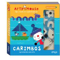 Arty Mouse Carimbos