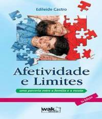 Afetividade E Limites - 3 Ed
