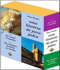 Box - Uma Historia Do Povo Judeu - 02 Vols
