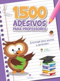 1500 ADESIVOS - ENCORAJE SEUS ALUNOS A APRENDER!
