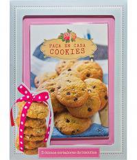 Faca Em Casa - Cookies