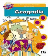 Aprendendo Sempre - Geografia - 5 Ano - Ef I