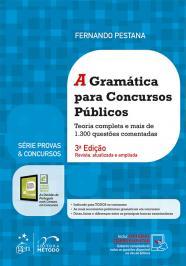Gramatica Para Concursos Publicos, A - 03 Ed