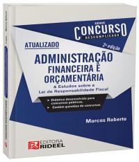 Administracao Financeira E Orcamentaria - 02 Ed