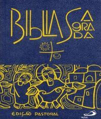 Biblia Sagrada - Edicao Pastoral - Bolso - Ziper