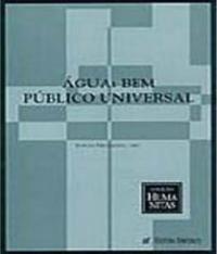 Agua - Bem Publico Universal