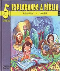 5 Minutos Explorando A Biblia - Vol 02