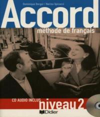 Accord 2 - Livre D