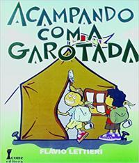 ACAMPANDO COM A GAROTADA