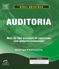 Auditoria - Mais De 200 Questoes De Concusos Com Gabarito Comentado