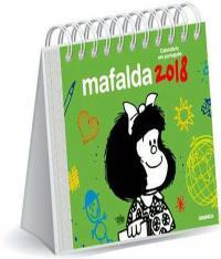 MAFALDA - CALENDARIO 2018 - VERDE