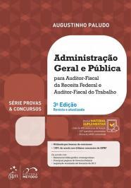Serie Provas E Concursos - Administracao Geral E Publica - Afrf E Aft